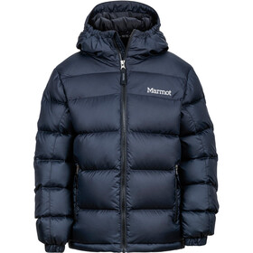 Marmot Guides Down Hoody Jacket Barn black